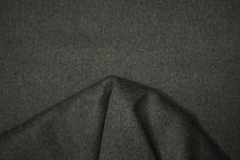 Tkanina wełniana w kolorze grafitowego melanżu