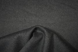 Tkanina wełniana w kolorze stalowego melanżu