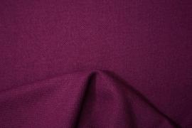 Tkanina wełniana z lycrą w kolorze amarantowym