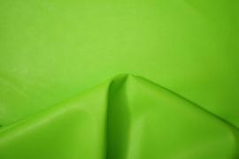 Ekoskóra w kolorze limonkowym