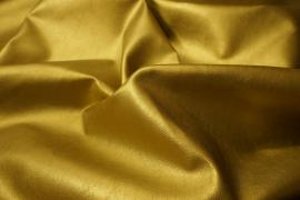 Ekoskóra / skaj w kolorze złotym