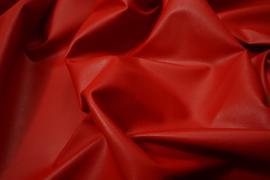 Ekoskóra / skaj w kolorze czerwonym
