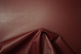 Ekoskóra w kolorze bordowym