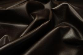 Ekoskóra w kolorze brązowym