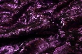 Cekiny w kolorze fioletowym