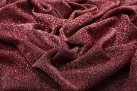Tkanina brokatowa w kolorze brudnego różu