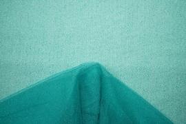 Tiul brokatowy - kolor turkusowy