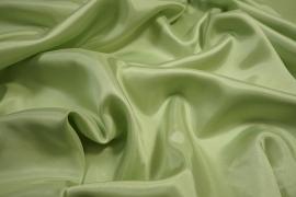 Podszewka wiskozowa w kolorze beżowo-zielonym