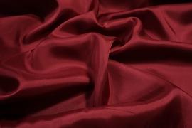 Podszewka wiskozowa w kolorze bordowym
