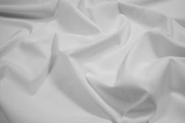 Podszewka z lycrą w kolorze białym