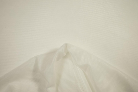 Podszewka dederonowa w kolorze białym