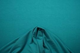 Dzianina jersey w kolorze turkusowym
