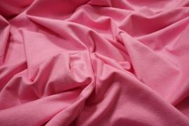 Dzianina jersey w kolorze różowym