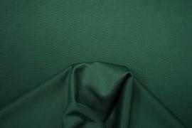 Dzianina poliestrowa w kolorze butelkowej zieleni