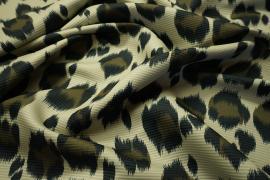 Tkanina dekoracyjna w cętki