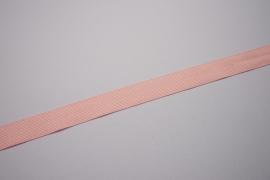 Lamówka w kolorze jasnoróżowym, 2.5 cm