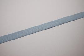 Lamówka w kolorze błękitnym, 2.5 cm