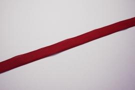 Lamówka w kolorze bordowym, 2.5 cm