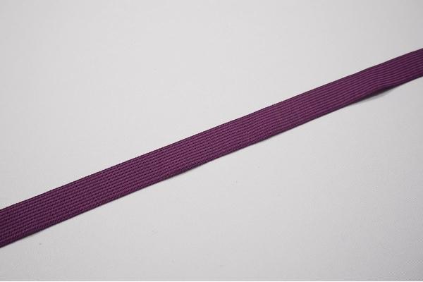 Lamówka w kolorze śliwkowym, 2 cm