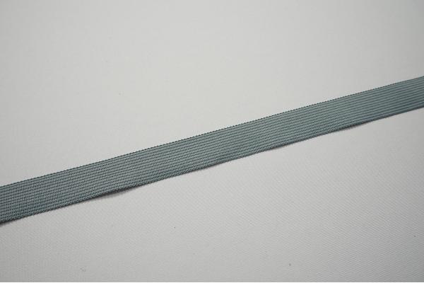 Lamówka w kolorze stalowym, 2.5 cm