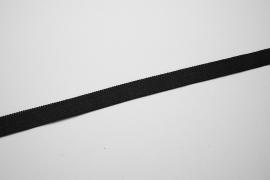 Lamówka w kolorze czarnym, 2 cm
