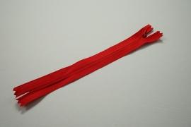 Zamek kryty - czerwony, 18 cm