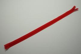 Zamek kryty - czerwony, 45 cm