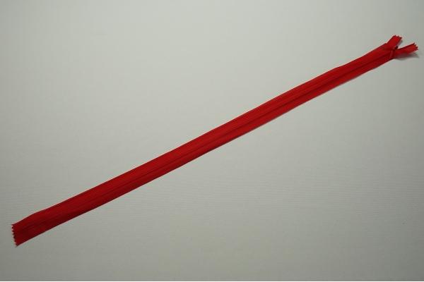 Zamek kryty - czerwony, 50 cm