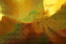 Folia hologramowa - kolor złoty