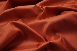 Tkanina ogrodowa wodoodporna - kolor ceglasty