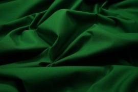 Bawełna twill w kolorze zielonym