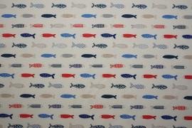 Bawełna - rybki
