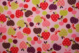 Bawełna - kolorowe owoce