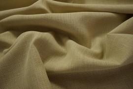 Tkanina obrusowa plamoodporna w kolorze beżowym