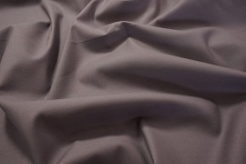 Bawełna z lycrą w kolorze szaro-fioletowym