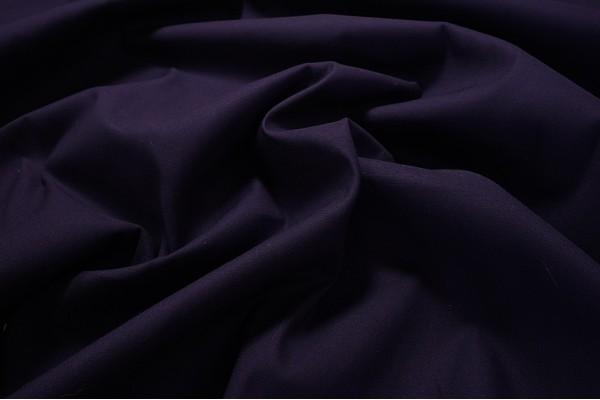 Bawełna z lycrą w kolorze śliwkowym