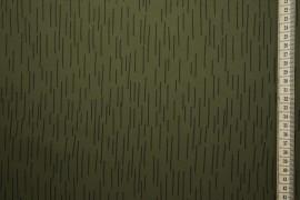Tkanina kamuflażowa wodoodporna - linie