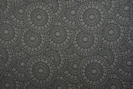 Tkanina dekoracyjna - koła