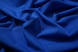 Tkanina sukienkowa z dodatkiem lycry w kolorze chabrowym