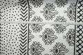 Bawełna pościelowa - wzór aztek