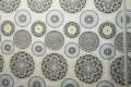 Bawełna pościelowa - marokańskie koła