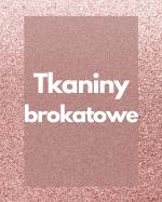 Tkanina brokatowa