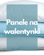 Walentynkowe panele