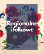 Materiały folkowe i regionalne