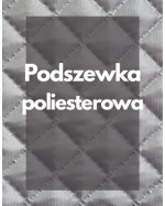 Podszewka poliestrowa hurt