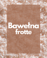 Bawełna frotte
